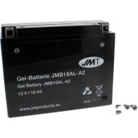 Motorcycle Battery YB16AL-A2 GELJMT für Ducati Supersport Carenata 750 750SC 1995