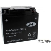 Motorcycle Battery 52515 GEL JMT