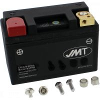 Motorcycle Battery LTM9 JMT Lithium-Ionen with Anzei