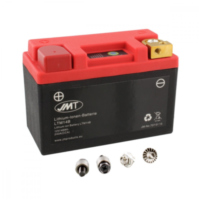 Motorcycle Battery LTM14B JMT Lithium-Ionen with Anz für BMW S ABS 1000 K10/K46 2014