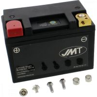 Motorcycle Battery LTM14 JMT Lithium-Ionen with Anze