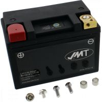 Motorcycle Battery LTM18 JMT Lithium-Ionen with Anze für Kawasaki VN Mean Streak 1600 VNT60BBA 2004