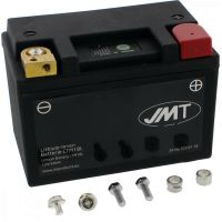 Motorcycle Battery LTM18L JMT Lithium-Ionen with Anz