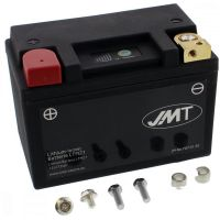 Motorcycle Battery LTM21 JMT Lithium-Ionen with Anze