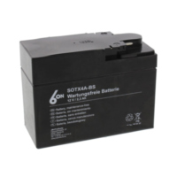 Battery motorcycle ytr4a-bs 6on