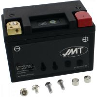 Motorcycle Battery LTM21L JMT Lithium-Ionen with Anz