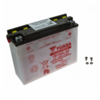 Motorcycle Battery YB16AL-A2 YUASA für Ducati Monster Metallic 600 M300AA 2000