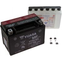 Motorcycle Battery YTX9-BS YUASA für Benelli Velvet Touring 125  2003