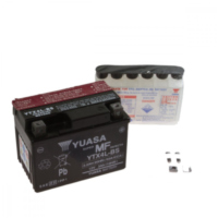 Motorcycle Battery YTX4L-BS YUASA