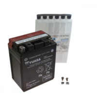 Motorcycle Battery YTX14AHL-BS YUASA