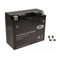 Motorradbatterie YT12B-BS Gel JMT für Ducati Supersport Carenata 900 V100AA 2002