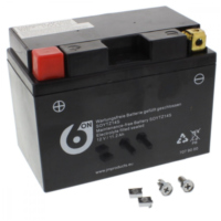 Motorradbatterie YTZ14S wet 6ON für Honda CB Super Four ABS 1300 SC54E 2008