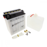 Motorcycle Battery YB12AL-A2 6-ON für Peugeot Elystar ABS 125 VGA H2AB 2003