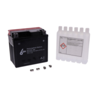 Motorcycle Battery YTX5L-BS 6-ON für HM-Moto/Vent-Moto Derapage  50 50XACMF 2009