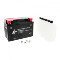 Motorcycle Battery YTX9-BS 6-ON für Honda CB Sport 500 PC32G 1998