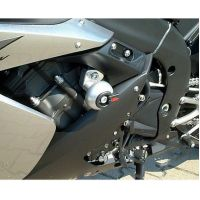 mounting set for Crash bars with Adapterplatte LSL 550Y0941