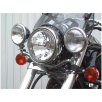Bulb Holder chrome 7706 für Suzuki VZ Marauder 1600 VNT60BCA 2004