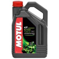 Oil 10w30 4-stroke 4l 104063 für Yamaha XC Cygnus X 125 SE081 2006