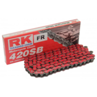 Rk chain 420sb red 132l für Beta RR Motard 50  2007