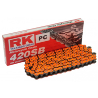 RK Standard Chain  OR420SB/132 für Beta RR Motard 50  2007