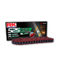 Rk x-ring chain red 525xso/114