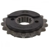 Sprocket 17T pitch 530 JTF33917RB für Honda CB Super Four ABS 1300 SC54E 2007