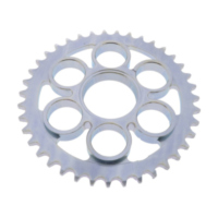 Rear sprocket 41 tooth pitch 525 silver 502904841