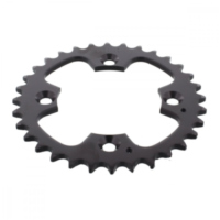 Rear sprocket 32 tooth 520 black für Adly/Herchee Canyon  280  2007-2009