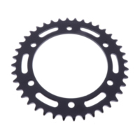 Rear sprocket 40 tooth 520 silver JTR47240