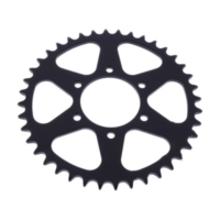 Rear sprocket 40 tooth 520 silver JTR47340