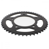 Zbk rear sprocket 47tooth pitch 525 black JTR130447ZBK