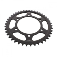 sprocket 43Z Pitch 525 black JTR187643ZBK