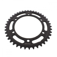 Rear sprocket 42 tooth pitch 525 black  JTR30042ZBK