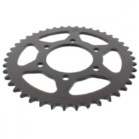 Zbk rear sprocket 43tooth pitch 520 black JTR47843ZBK