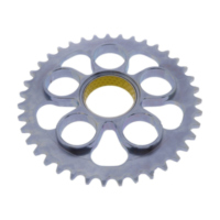 Rear sprocket 44 tooth 525 silver