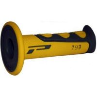 Grips grey/yellow PA079300GRGI