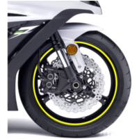 Reflective strips yellow RSFGA