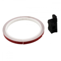 Rim TAPE with APPLICATOR red