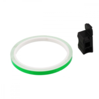 Rim TAPE with APPLICATOR green Fluo