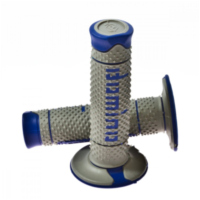 Domino grips grey/blue