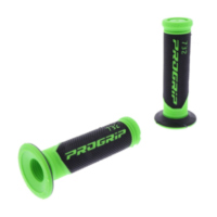 Progrip road grips black green