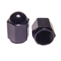 Valve caps aluminium black 01075651 für Beta RR Motard 50  2007