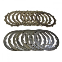 Clutch fibre & steel plates trw/lucas MCC700PK für Ducati Monster City Dark 600 M300AA 2000