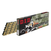 DID X-RING CHAIN GB520ATV2/094 für Adly/Herchee Canyon  280  2007-2009