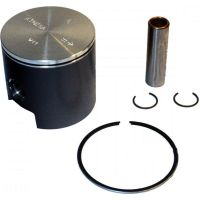 Piston kit complete 49.96 mm b S4C05000003B für Aprilia RS Extrema/Replica 50 PG000 2000