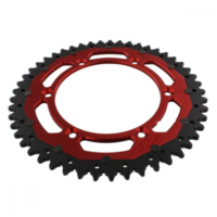 sprocket Dual 49Z Pitch 520 red ZFD82249RED