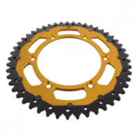 sprocket Dual 50Z Pitch 520 gold ZFD82250GLD