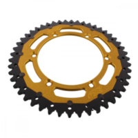 sprocket Dual 48Z Pitch 520 gold ZFD46048GLD