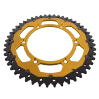 sprocket Dual 49Z Pitch 520 gold ZFD80849GLD