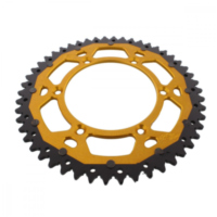 sprocket Dual 50Z Pitch 520 gold ZFD80850GLD